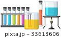ビーカー 実験 生物学のイラスト 33613606