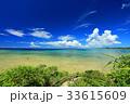 沖縄 読谷村 海の写真 33615609