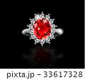 指輪 ジュエリー 宝飾品のイラスト 33617328