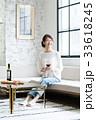 若い女性(ワイン) 33618245