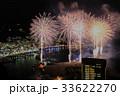 熱海100万ドルの夜景と海上花火 33622270