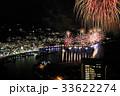 熱海100万ドルの夜景と海上花火 33622274