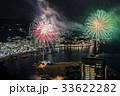 熱海100万ドルの夜景と海上花火 33622282
