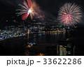 熱海100万ドルの夜景と海上花火 33622286