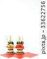 門松 正月 正月飾りの写真 33622756