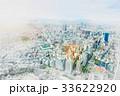 街 都会 都市のイラスト 33622920