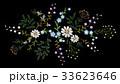フローラル パターン 柄のイラスト 33623646