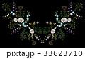 フローラル パターン 柄のイラスト 33623710