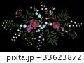 フローラル パターン 柄のイラスト 33623872