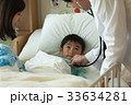 入院 医師 回診の写真 33634281