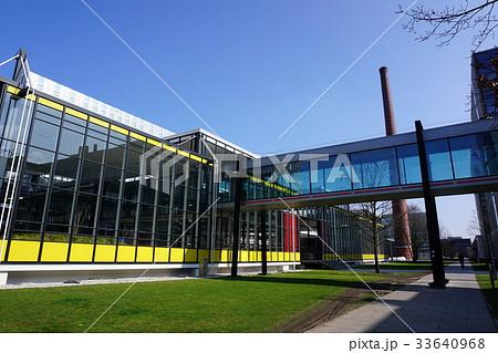 オランダ アイントホーフェン工科大学の風景の写真素材 [33640968] - PIXTA