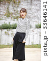 女性 ファッション ポーズの写真 33646141