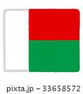 国旗 マダガスカル共和国 33658572