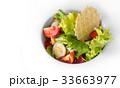 サラダ サラダ ベジタブルの写真 33663977