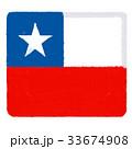 国旗 アイコン 国のイラスト 33674908