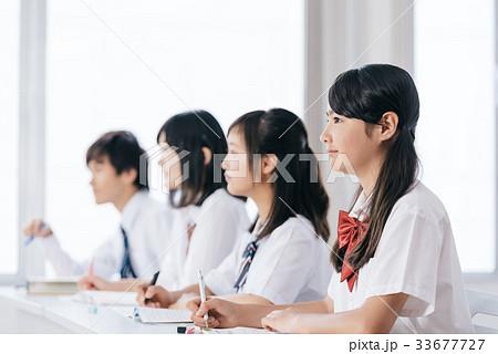中高生 学習イメージ 33677727