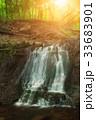 滝 川 山の写真 33683901