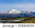 鳥海山 出羽富士 秋田富士の写真 33684630