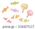 お菓子 33687517