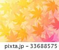 紅葉 楓 秋のイラスト 33688575