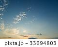 夕方の空 33694803
