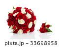 ブライダル ブーケ 花束の写真 33698958