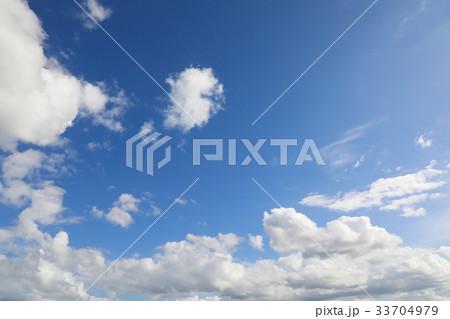 雲のある青空 33704979