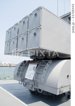 護衛艦 さわぎり「74式アスロック8連装発射機」魚雷 33706445