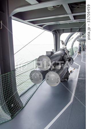 護衛艦 あさゆき「68式C短魚雷3連装発射管」対潜水艦 33706459