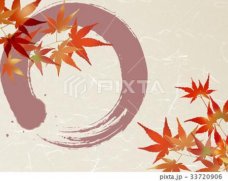 紅葉 和風 和柄 紅葉狩り 和の背景 33720906