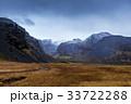 アイス 自然 草原の写真 33722288