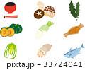 和食材シリーズ 33724041