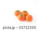 柿 果物 フルーツの写真 33732500