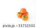柿 果物 フルーツの写真 33732502