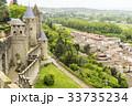 歴史的城塞都市カルカソンヌと城下町 33735234