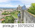 歴史的城塞都市カルカソンヌと城下町 33735252