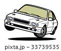 自動車 車 クーペのイラスト 33739535
