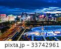 《愛知県》名古屋・都市風景《夜景》 33742961
