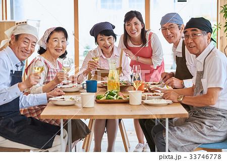 シニア 料理教室 33746778