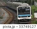 京浜東北線209系電車 33749127