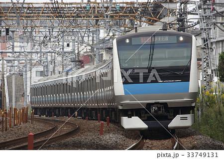 京浜東北線E233系電車 33749131