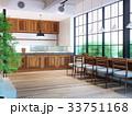 店内 カフェ 店舗のイラスト 33751168