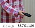リモコン (テレビ ブルーレイ DVD パジャマ 女性 TV 家電 リビング 顔なし ボディパーツ) 33761189