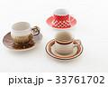 コーヒーカップとソーサー 33761702