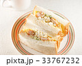 エビカツと玉子のサンドイッチ 33767232