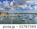 Yachts at a costal suburb in Sydney 33767369