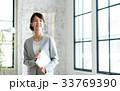 ビジネスウーマン キャリアウーマン OLの写真 33769390