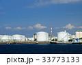 千葉港 タンク 海の写真 33773133