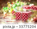 クリスマス ギフト プレゼントの写真 33775204