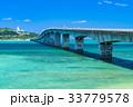 《沖縄県》古宇利島・自然風景 33779578